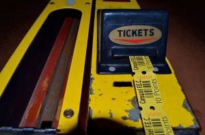 skee ball tickets